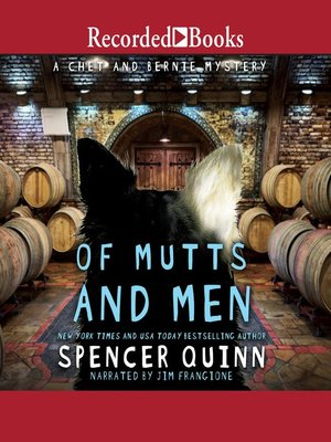 cover image of Of Mutts and Men