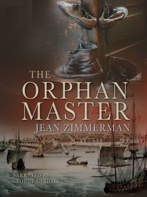 cover image of The Orphanmaster