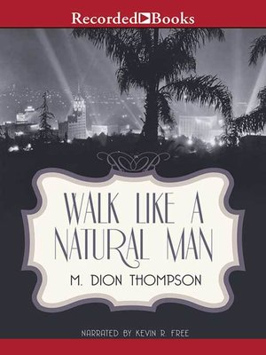 cover image of Walk Like a Natural Man