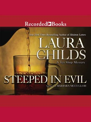 cover image of Steeped In Evil