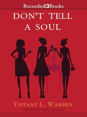 cover image of Don't Tell a Soul