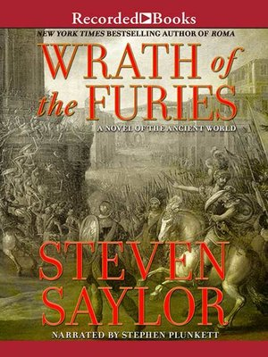 cover image of Wrath of the Furies