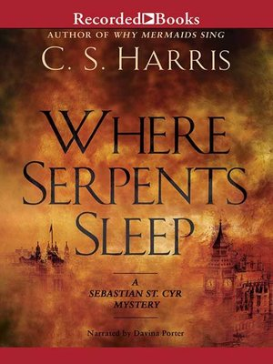 cover image of Where Serpents Sleep