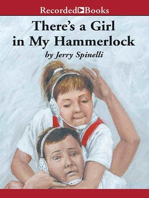 cover image of There's a Girl in My Hammerlock