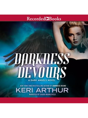 cover image of Darkness Devours