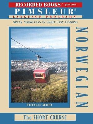 cover image of Norwegian