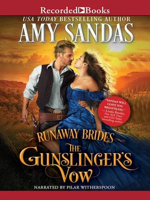 cover image of Gunslinger's Vow