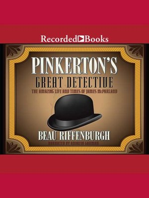 cover image of Pinkerton's Great Detective