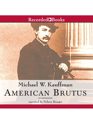 cover image of American Brutus