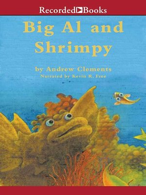 cover image of Big Al and Shrimpy