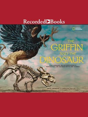 cover image of The Griffin and the Dinosaur