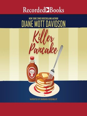 cover image of Killer Pancake