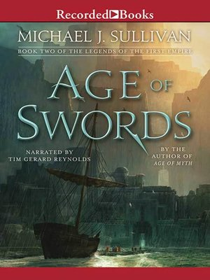 cover image of Age of Swords
