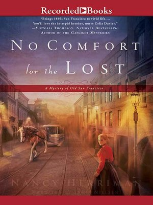 cover image of No Comfort for the Lost