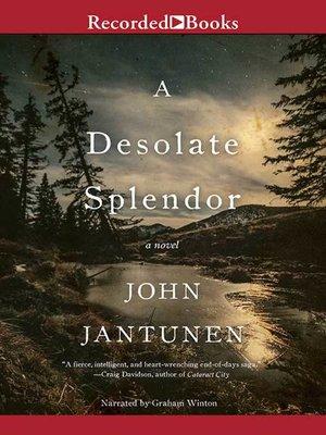 cover image of A Desolate Splendor
