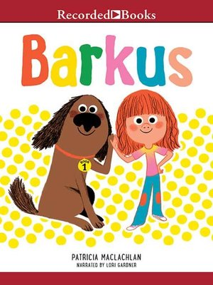 cover image of Barkus