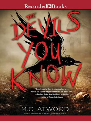cover image of The Devils You Know