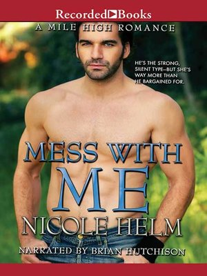 cover image of Mess With Me