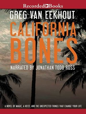 cover image of California Bones