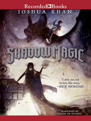 cover image of Shadow Magic