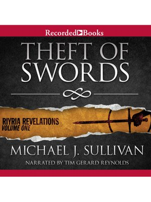 cover image of Theft of Swords