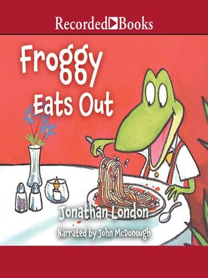 cover image of Froggy Eats Out