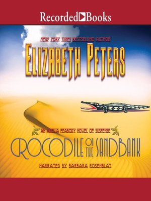 cover image of The Crocodile on the Sandbank