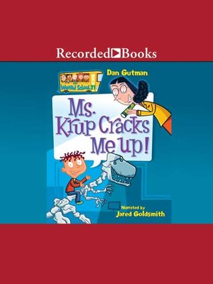 cover image of Ms. Krup Cracks Me Up!