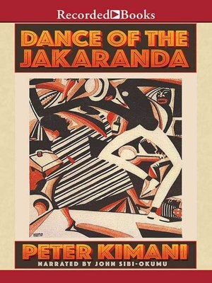cover image of Dance of the Jakaranda