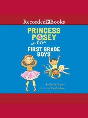 cover image of Princess Posey and the First-Grade Boys