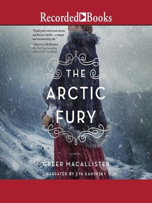cover image of The Arctic Fury