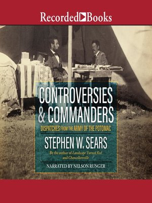 cover image of Controversies and Commanders