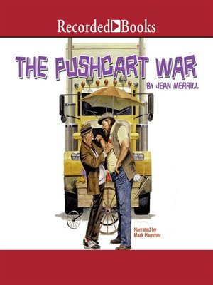 cover image of The Pushcart War