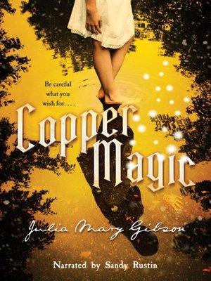 cover image of Copper Magic