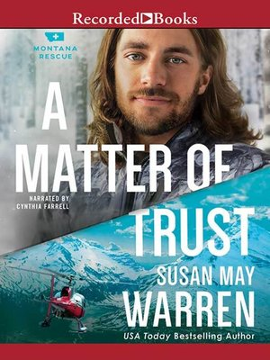 cover image of A Matter of Trust