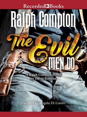 cover image of The Evil Men Do