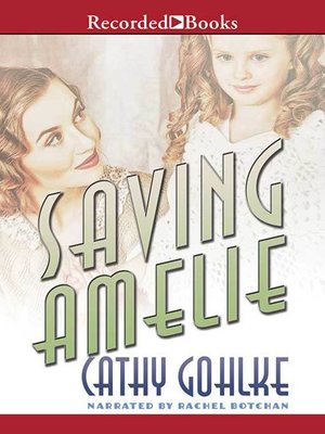 cover image of Saving Amelie