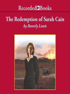 cover image of The Redemption of Sarah Cain