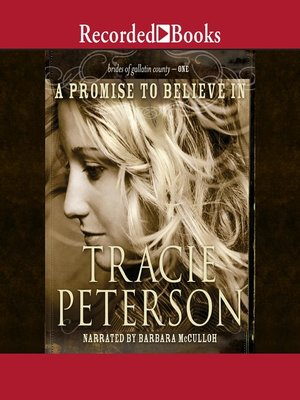cover image of A Promise to Believe In