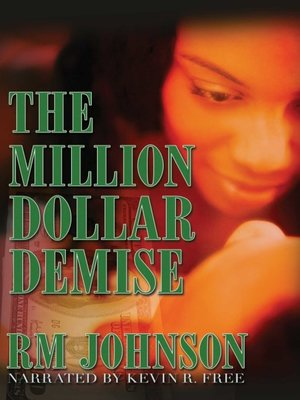 cover image of The Million Dollar Demise