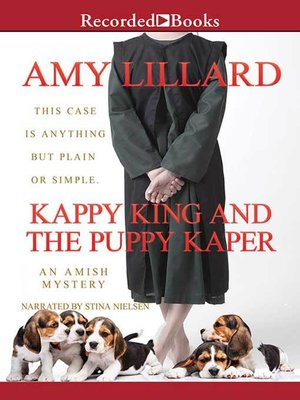 cover image of Kappy King and the Puppy Kaper