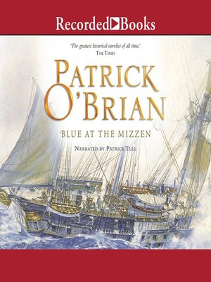 cover image of Blue at the Mizzen