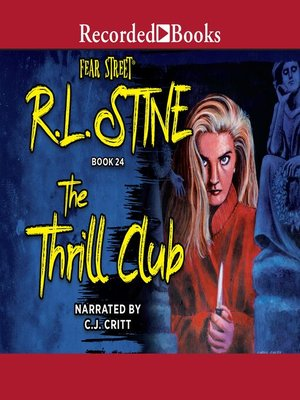 cover image of The Thrill Club