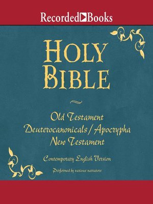 cover image of The Holy Bible
