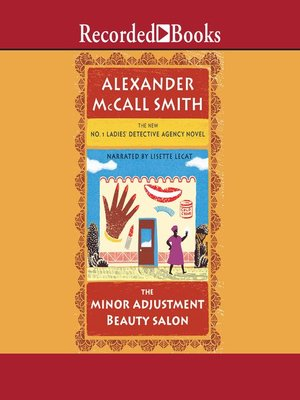 cover image of The Minor Adjustment Beauty Salon