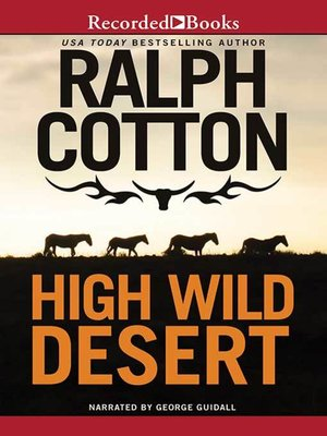 cover image of High Wild Desert