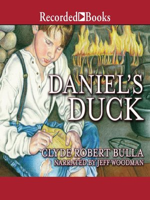cover image of Daniel's Duck