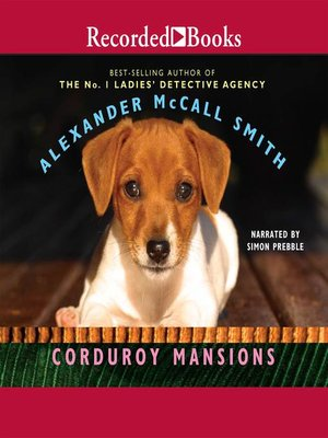 cover image of Corduroy Mansions