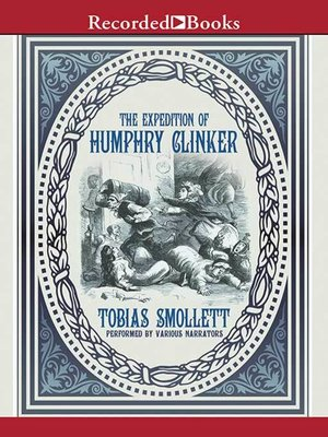 cover image of Humphry Clinker