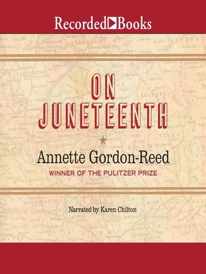 cover image of On Juneteenth